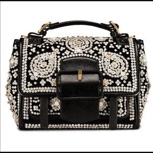 Tory Burch beaded big bag